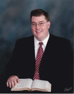 Picture of Pastor Motes